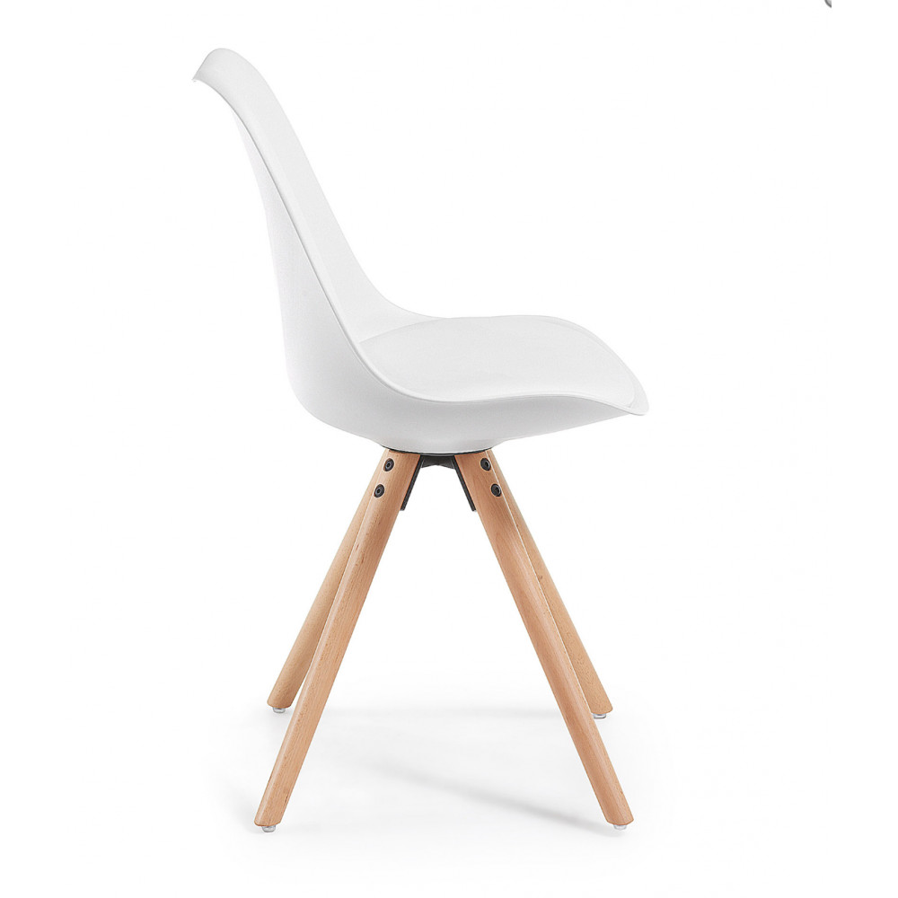 Chaise Ralf Chaises Design Ralf Wood Style Eames Par Drawer