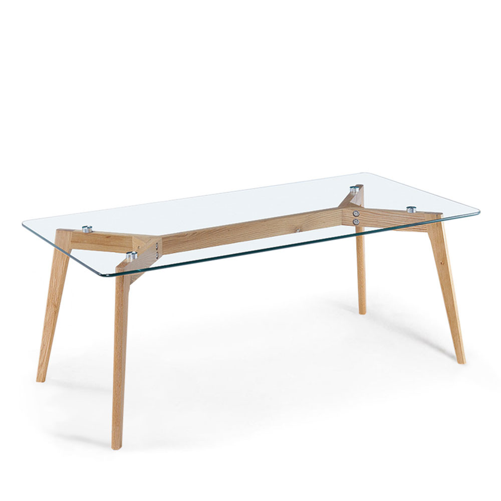 But Table Verre Table Basse Rectangulaire 120x60 Drawer Ingmar