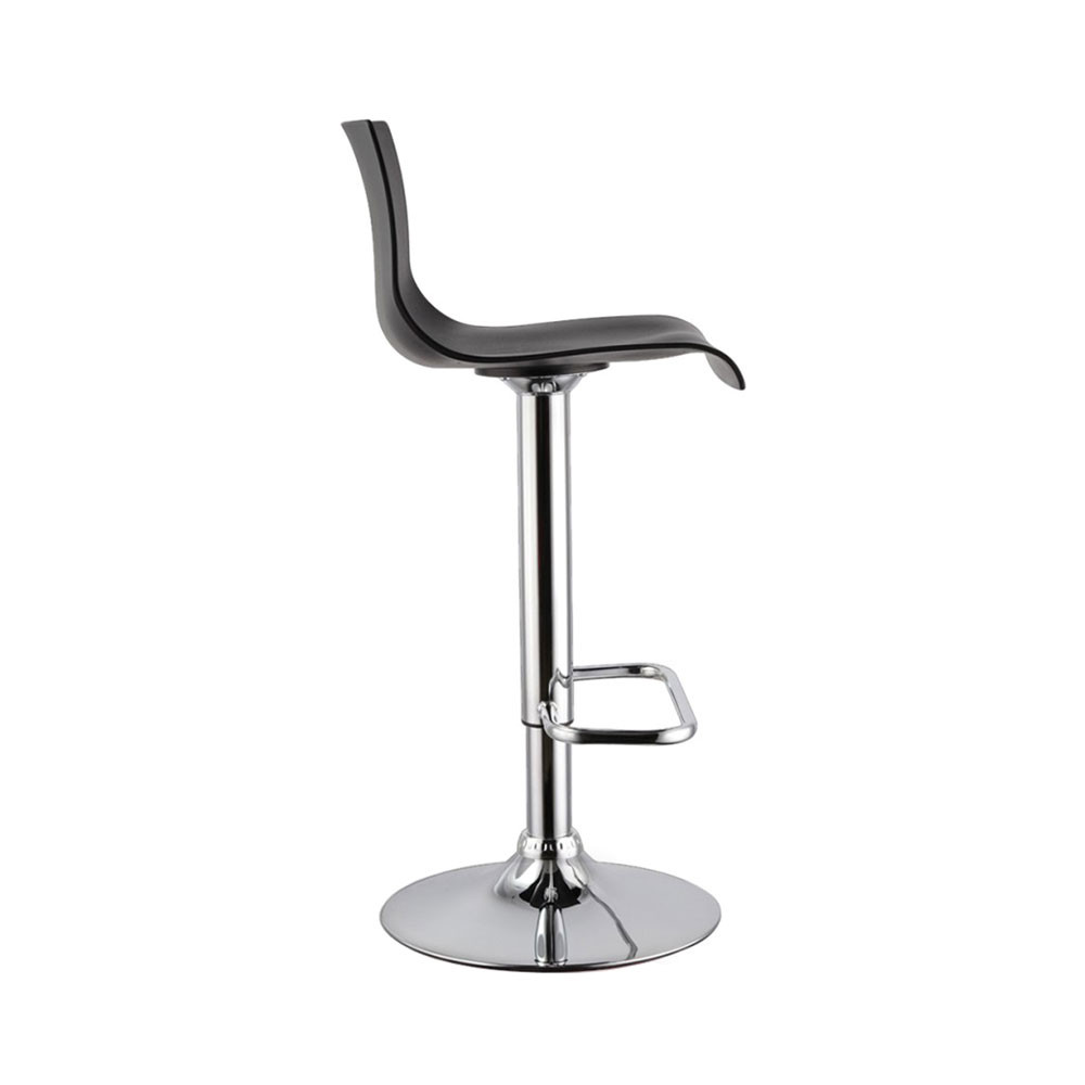 Tabouret De Bar Plastique Lot De 2 Tabourets De Bar Réglables Drawer Sacramento