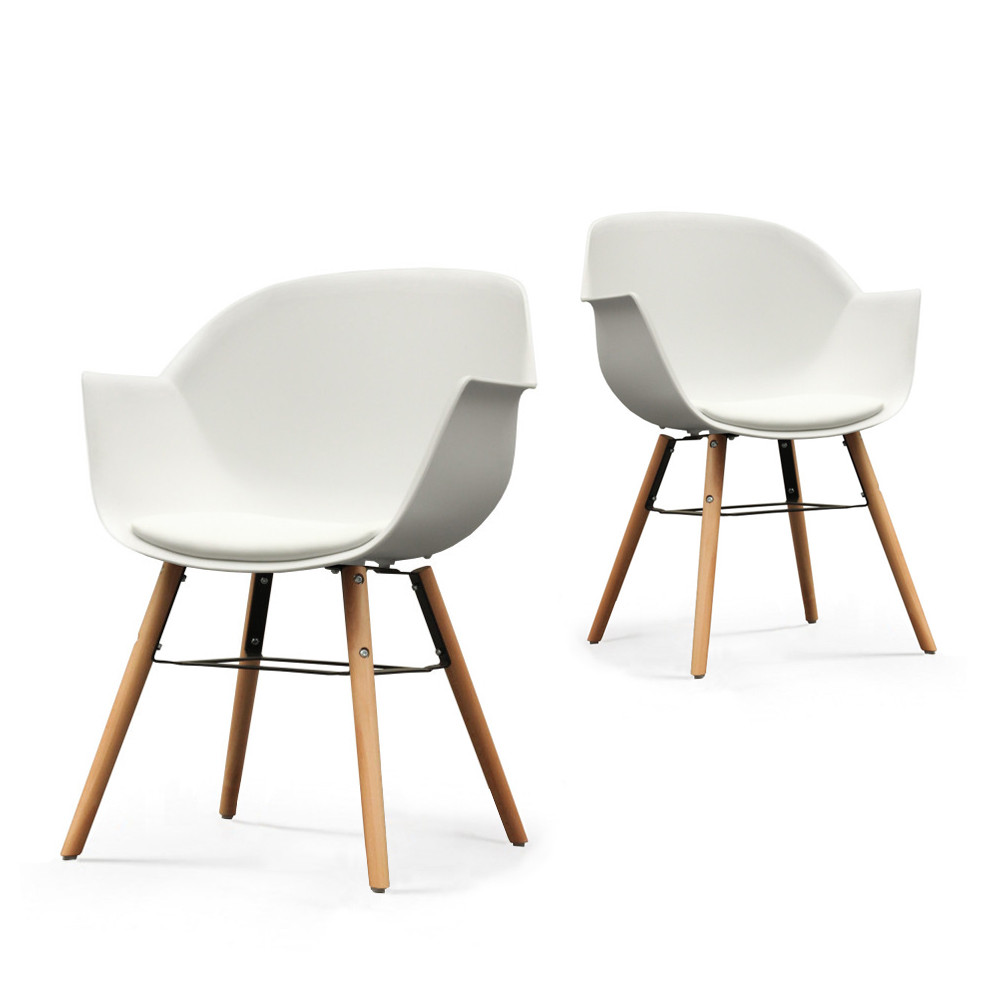 Lot De Chaises Design Chaises Design Wiseman X2 By Drawer