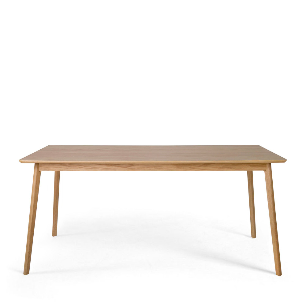 Table Manger Scandinave Skoll Table à Manger En Bois 160x80cm