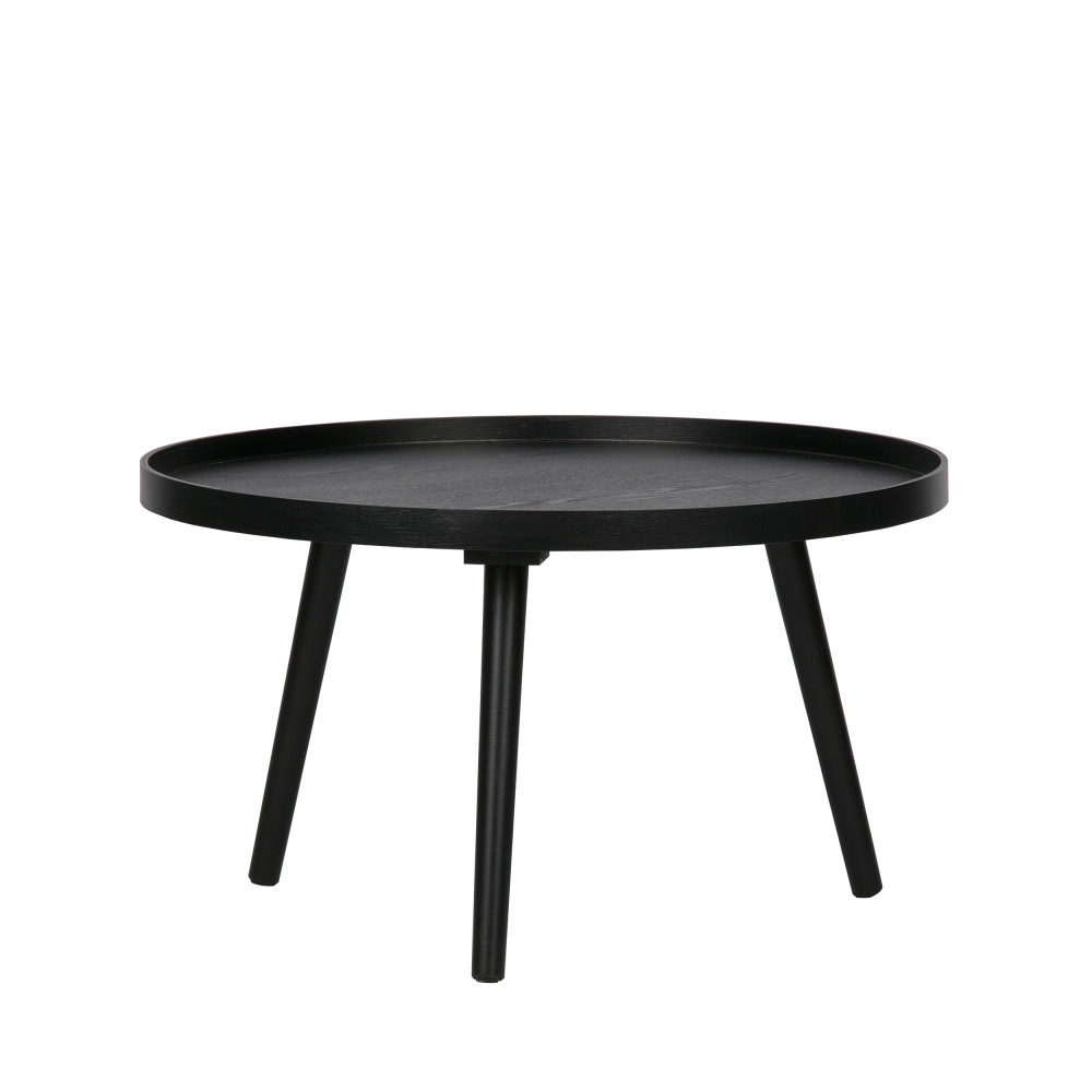 Sommier D Appoint Table D Appoint Ronde Bois L Woood Mesa