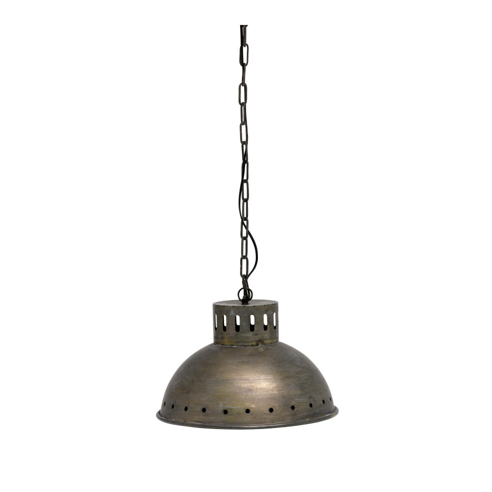 Lampe Suspension Style Industriel Kettle Suspension En Métal