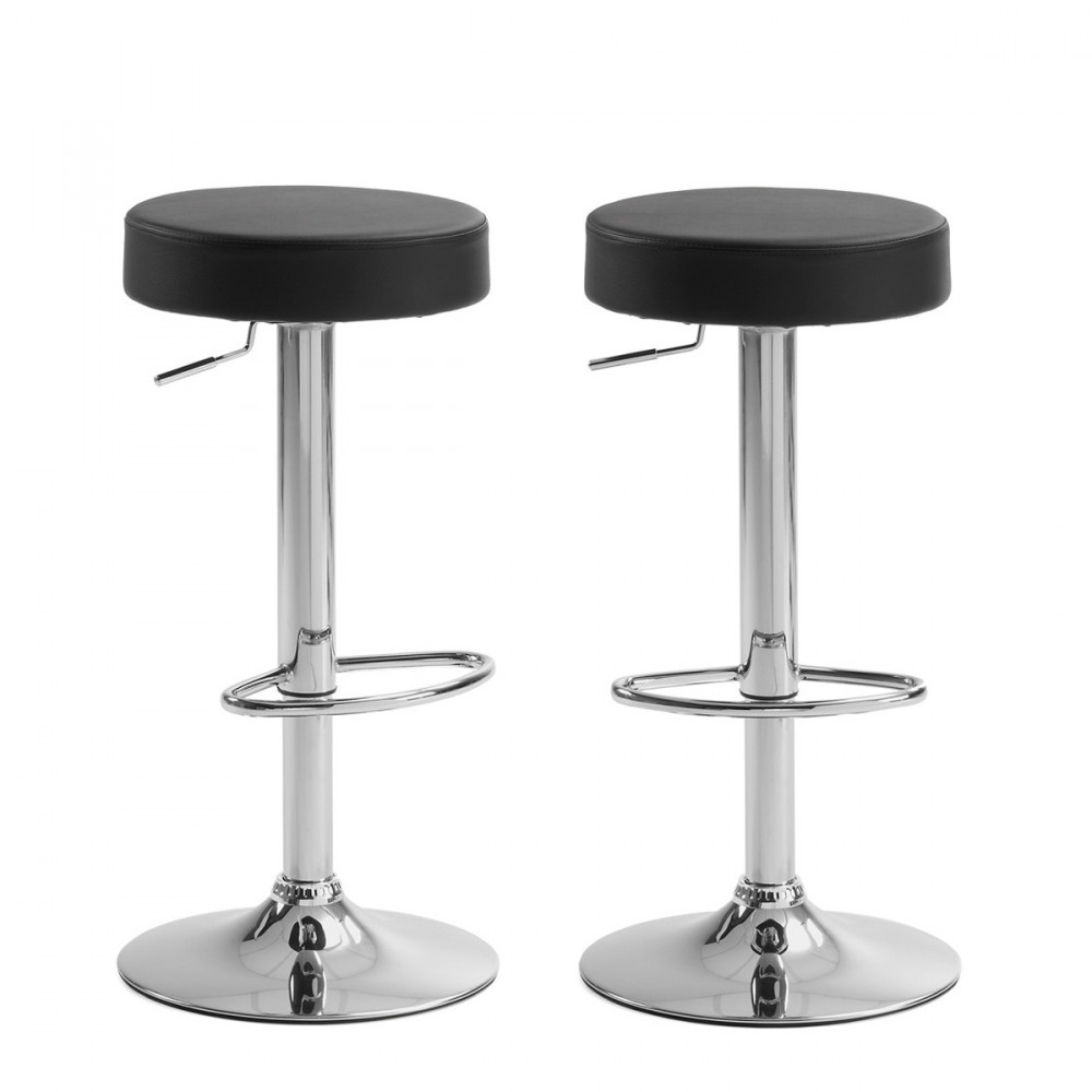 Lot De 2 Tabourets De Bar Clark Siege De Bar Design Excellent Best Tabouret De Bar Transparent