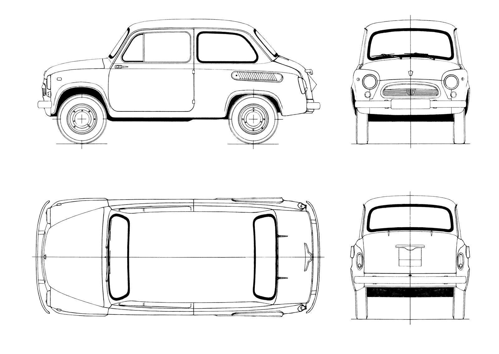 Ascari Cars wiring diagram