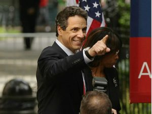 Cuomo's Road to the White House Runs Straight Across the Aisle
