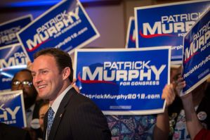 It's Party Time for Rep. Patrick Murphy