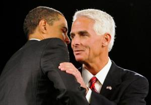 Dems Can Keep Charlie 'Weathervane' Crist