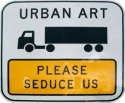 Urban Art, Please Seduce Us - By Stuart Wider