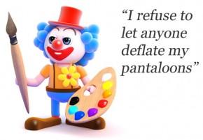 artist-clown
