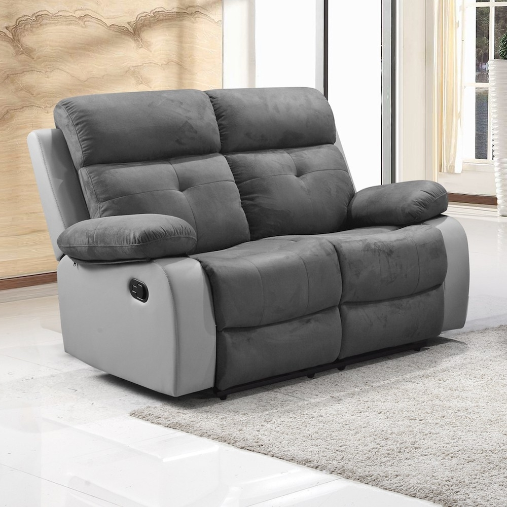 Photo Gallery Of Modern Reclining Leather Sofas Showing 19 Of 20 Photos