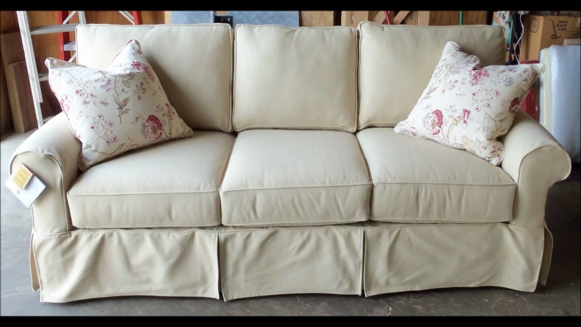 View Gallery Of Slipcovers Sofas Showing 19 Of 20 Photos