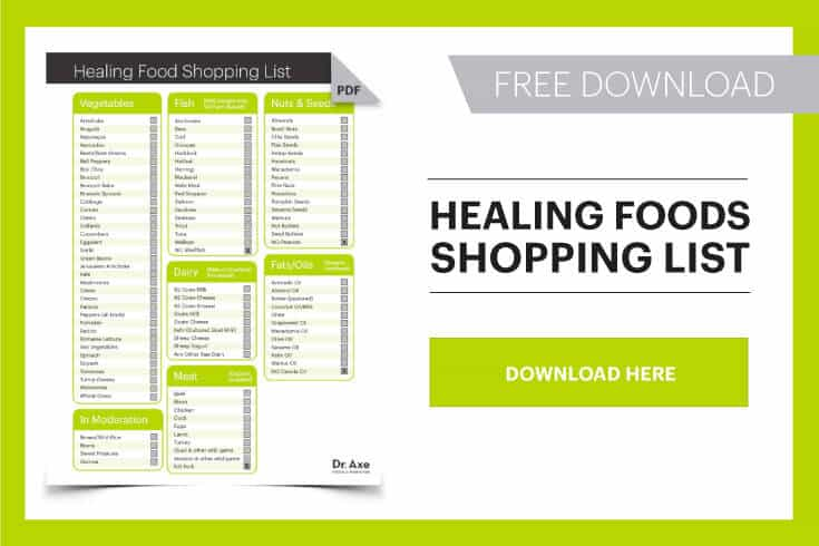 The Healing Foods Diet - Dr Axe
