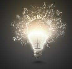 bright ideas lightbulb, memory