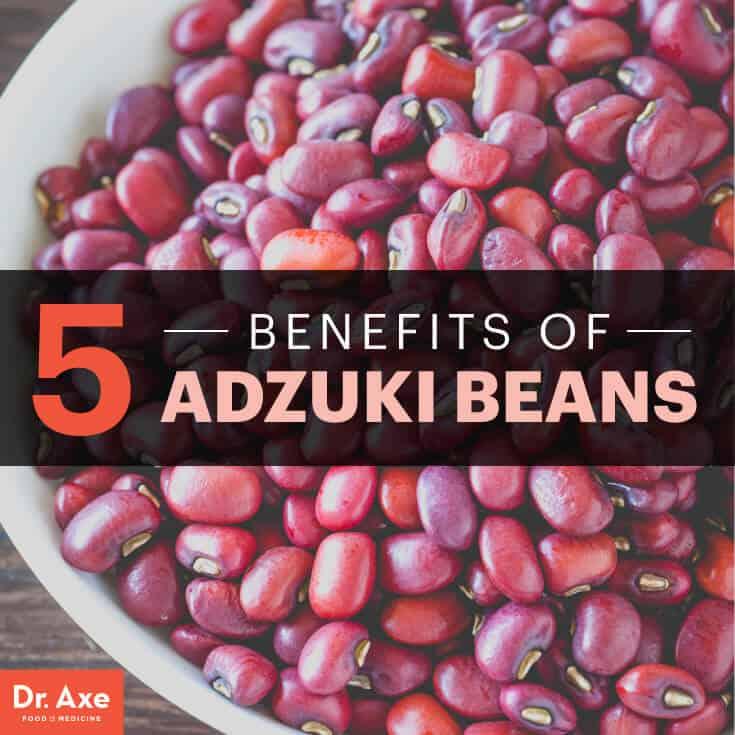 Adzuki beans - Dr. Axe