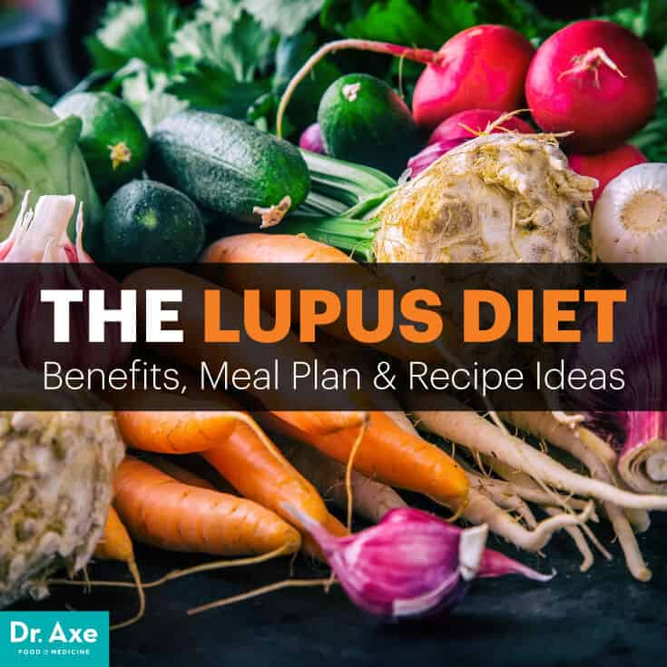 The Lupus Diet Benefits, Meal Plan  Recipe Ideas - Dr Axe