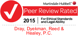 Peer Review Rated Cheyenne Law Firm DDRH