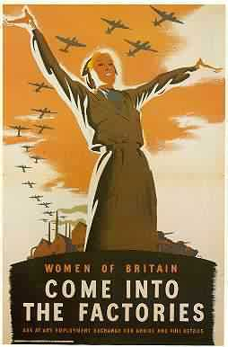 womenofbritaincomeintothefactories