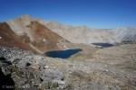 Lakes north of Pinchot Pass