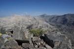 Goddard from Blue Canyon Peak
