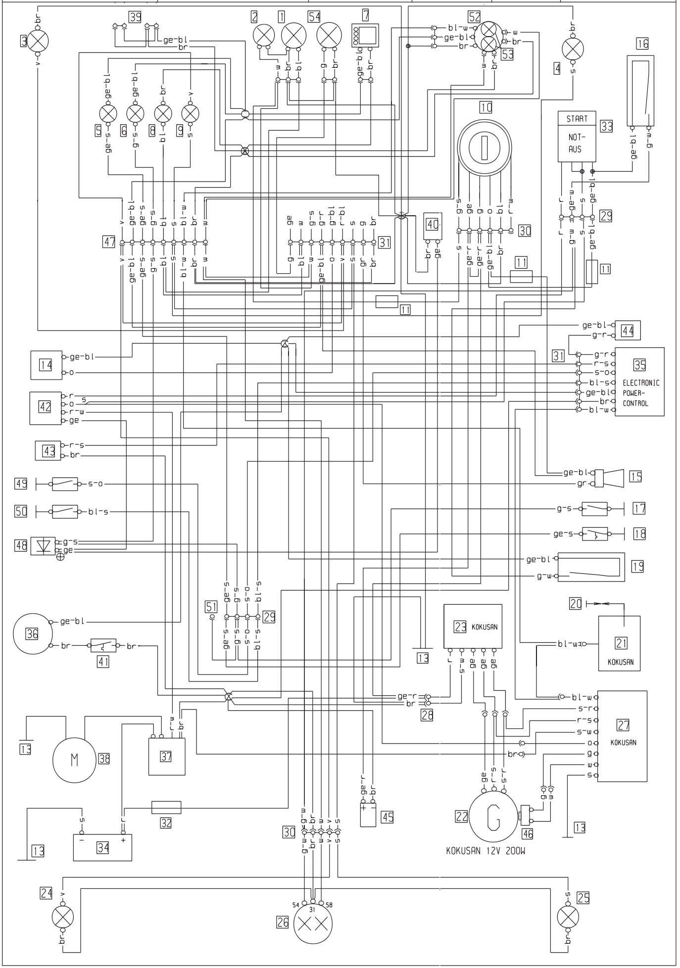 Ktm 640 Lc4 Wiring Diagram Wiring Diagram