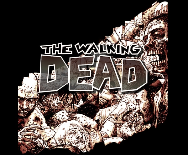 The Walking Dead Shamble into Court