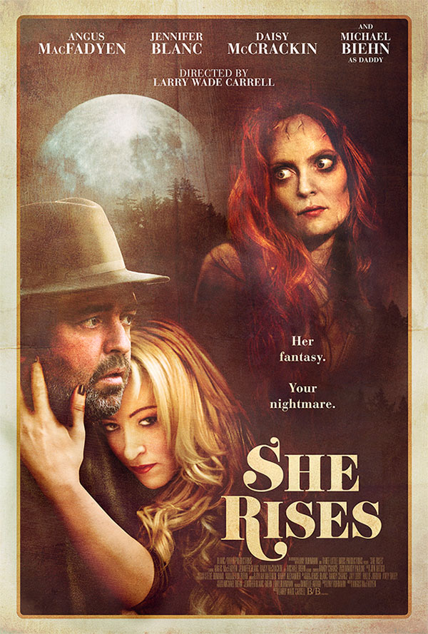 she rises1 - IFI Horrothon 2016 to Premiere She Rises in Double Bill with Hidden in the Woods