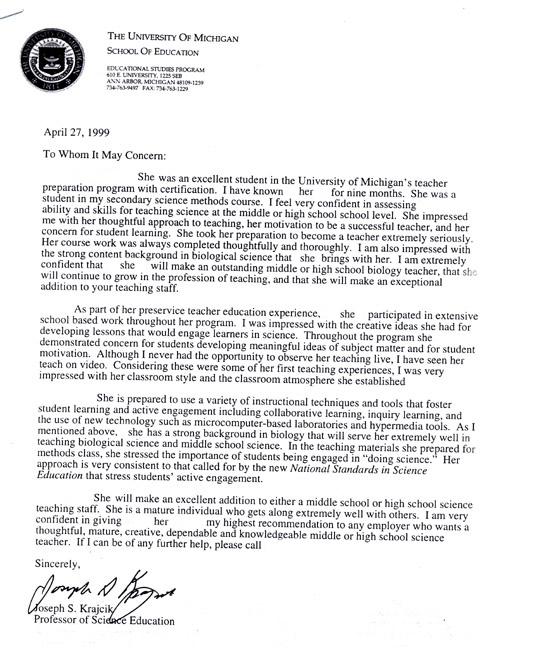 Recommendation Letter For Scholarship Sample Recommendation - recommendation letter format