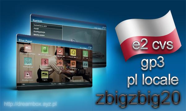 Polski pliki językowe dla Gemini3 oraz Enigmy2