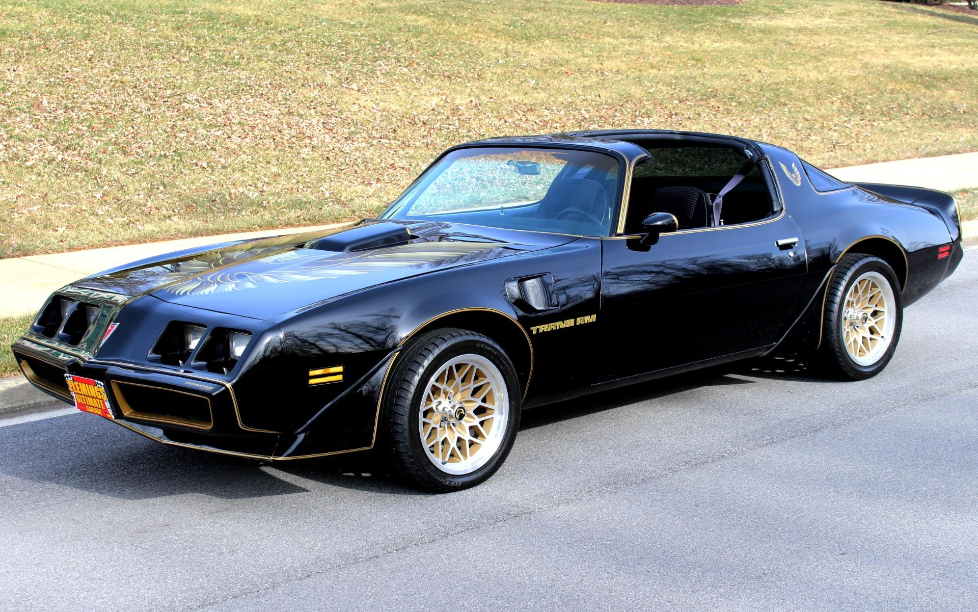 1979 Trans Am Picture 1979 Pontiac Trans Am Y84 Se Bandit Edition