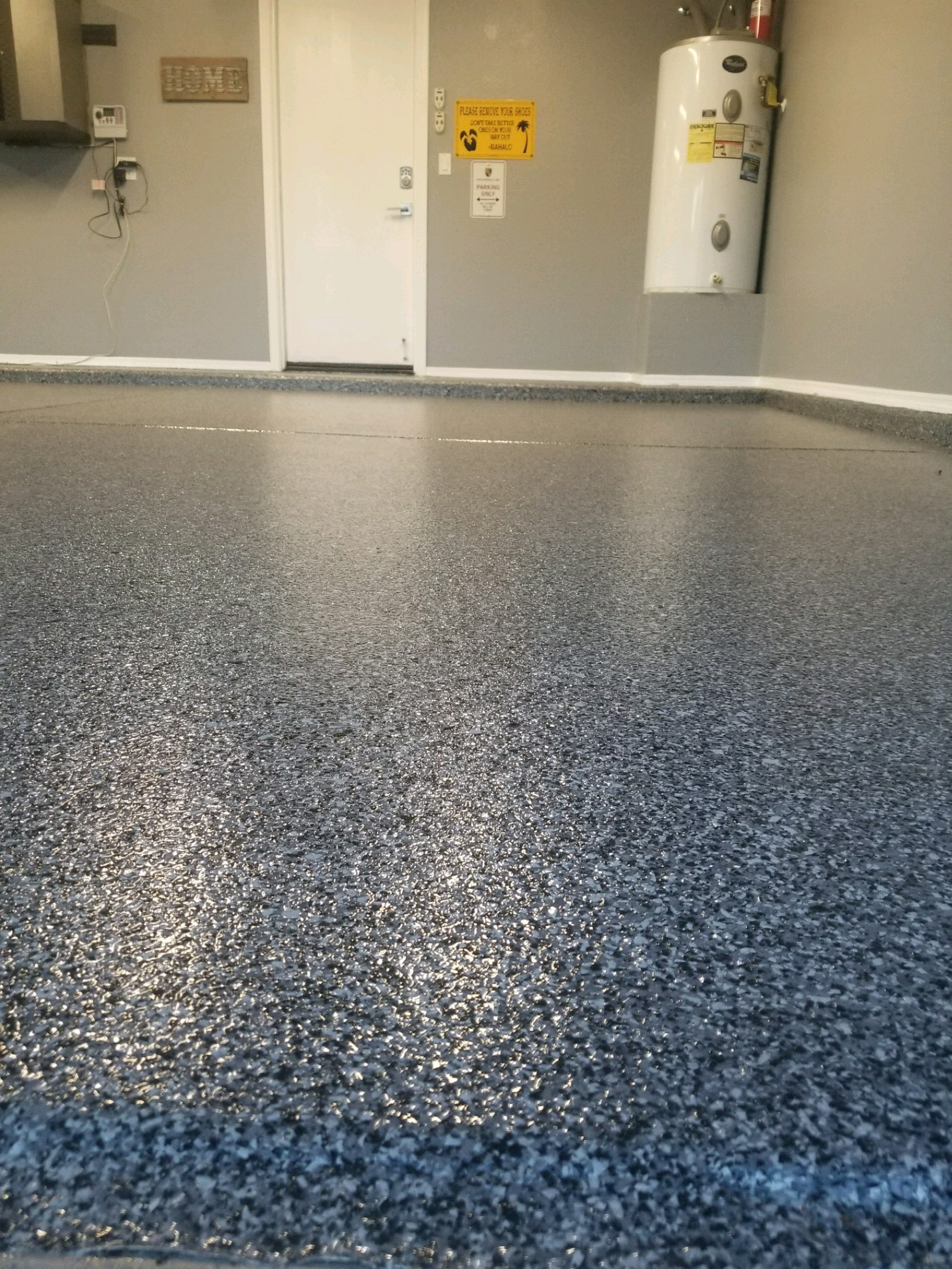 Garage Floor Epoxy Steps Epoxy Flooring Phoenix Az Epoxy Floor Coatings Dreamcoat Flooring
