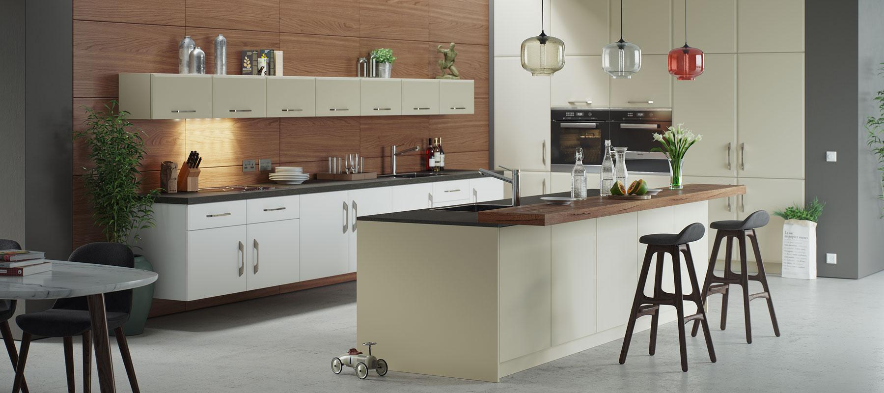 Dream Door Kitchens Mersey Modern Replacement Kitchen Doors Dream Doors