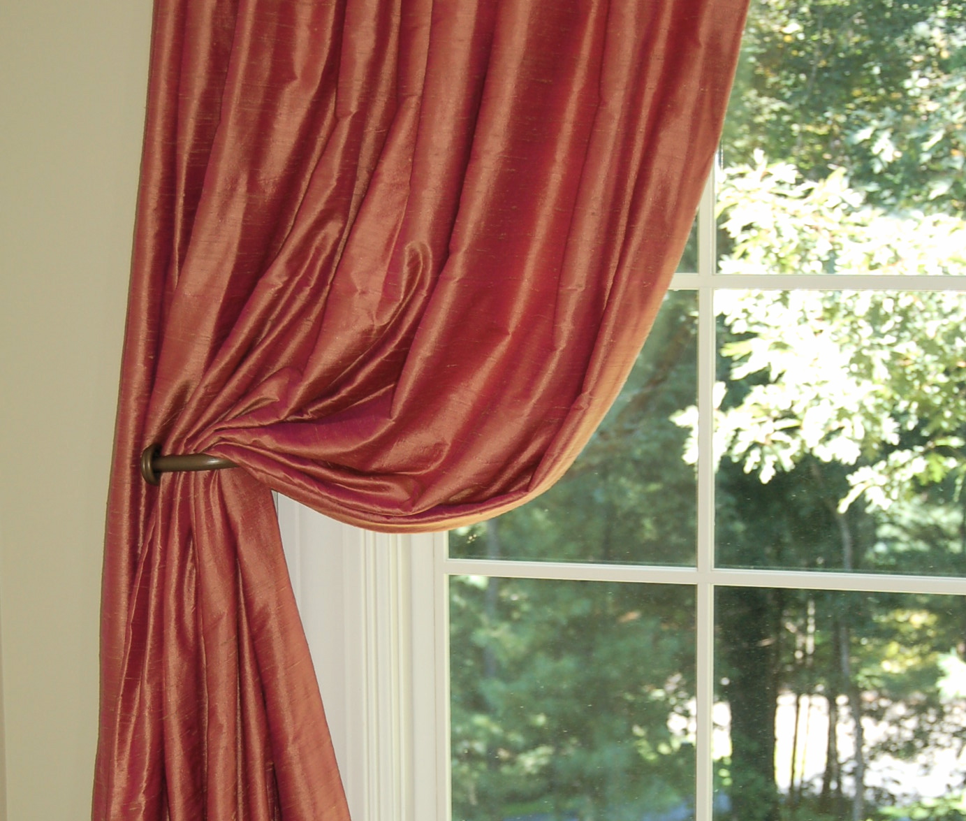 Draping Curtains Custom Curtains Drapes Online Custom Window Treatments