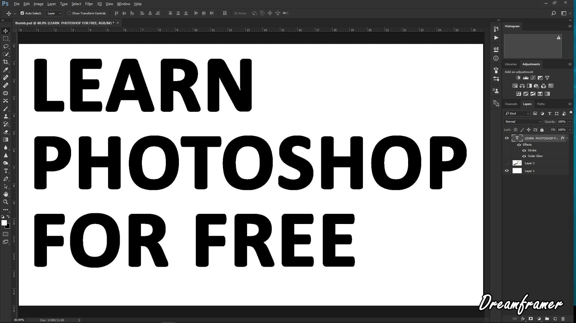 Photoshop Classes Photoshop Classes Youtube Archives Dreamframer Arts