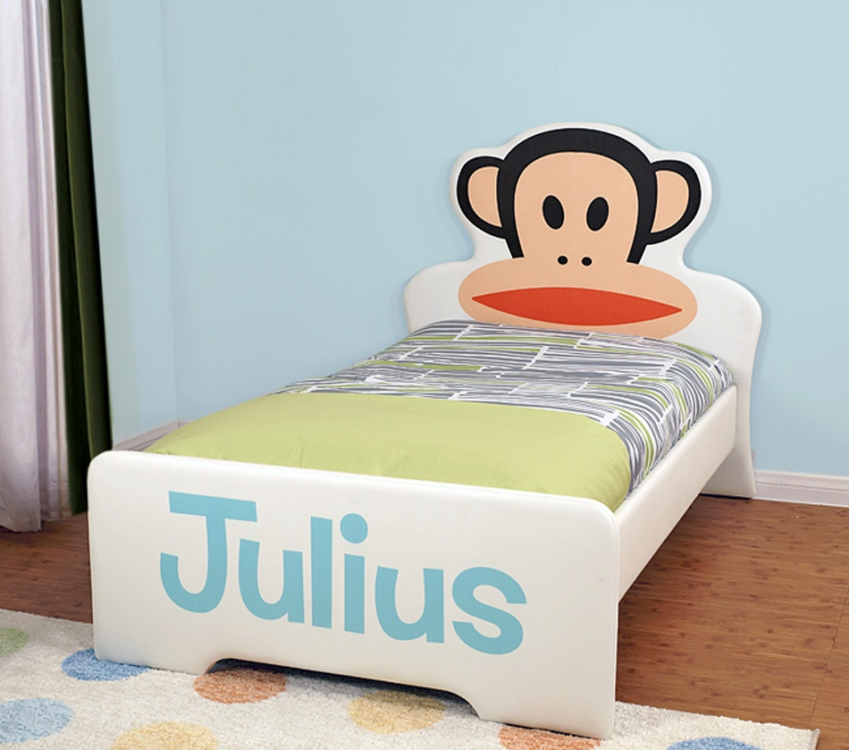 Cheap Toddler Beds Paul Frank Julius Toddler Bed