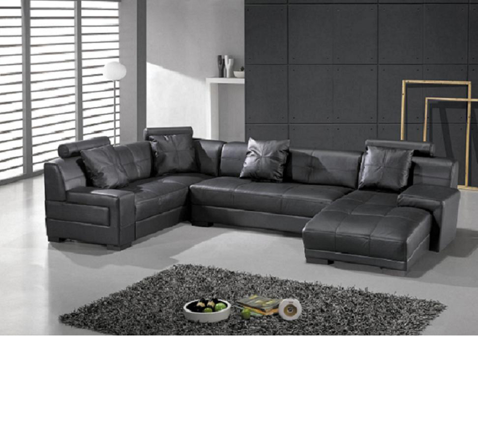 Divani Casa Encore Vig Furniture Divani Casa Bronze Leather Modern Sofa Set Divani