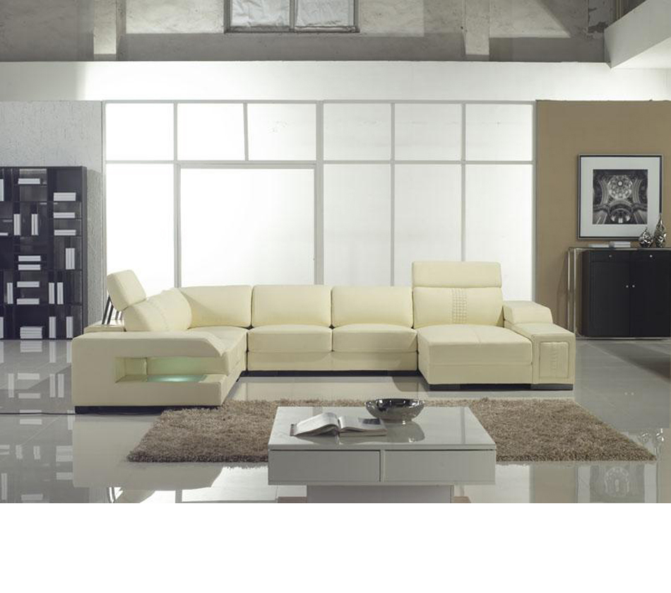 Divani Casa Encore Vig Encore Sofa Modern Home Interior Ideas