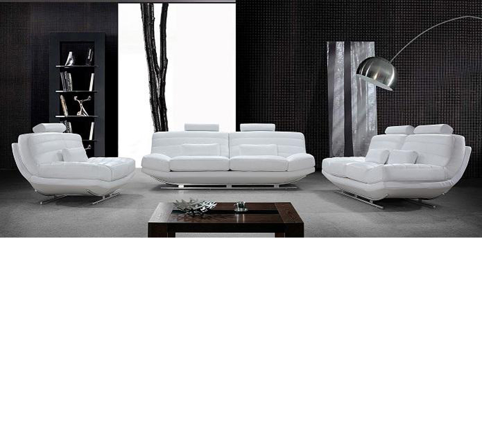 Divani Casa Encore Divani Leather Sofa Leather Sofa Ideas