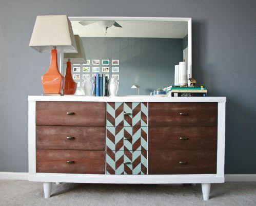 Medium Of Mid Century Modern Dresser