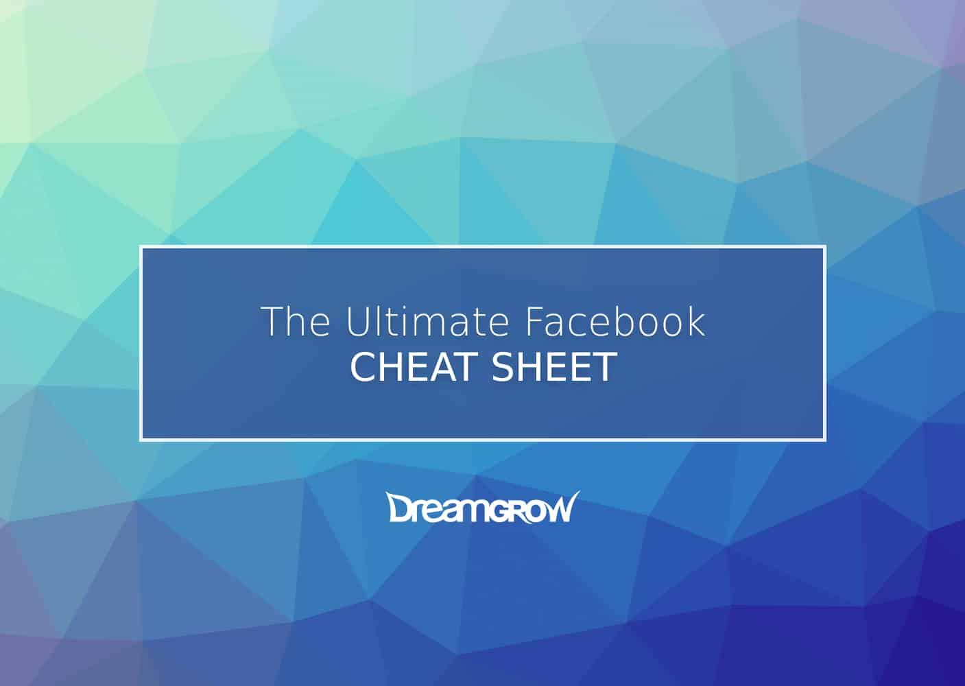 Fa Ceb Oo K Facebook Cheat Sheet All Sizes And Dimensions 2018 Dreamgrow 2018