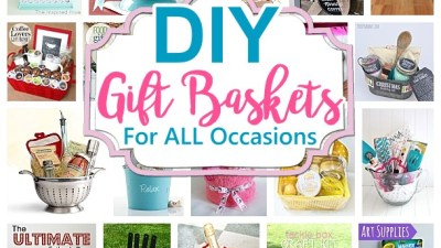 do it yourself gift baskets ideas for all occasions perfect for