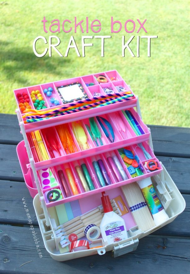 Gift Box For Craft Lover