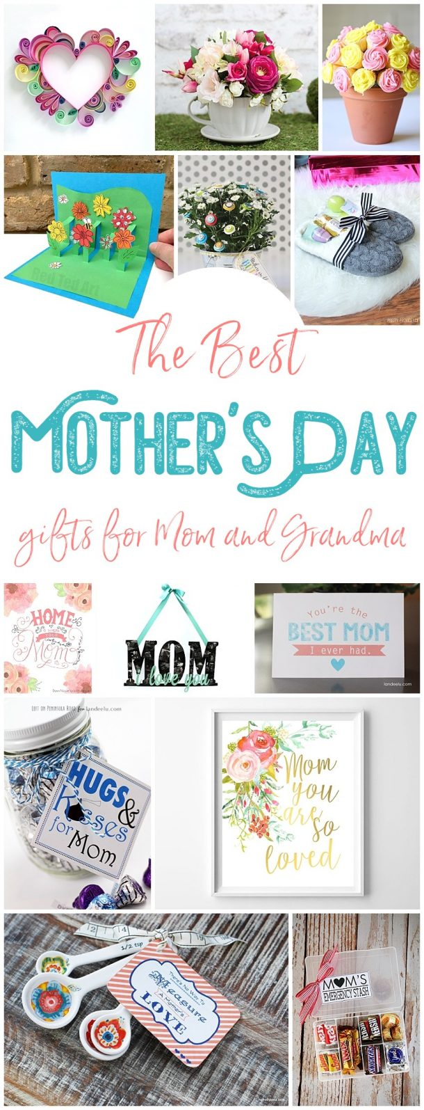 Awesome Diy Mother's Day Gifts The Best Easy Diy Mother S Day Gifts And Treats Ideas Holiday