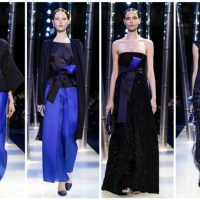 Runway Alert: Armani Prive Spring 2015 Haute Couture