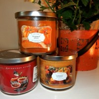 Autumn Everyday Luxe Candle Haul!