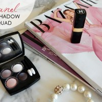 "BEAUTY: Chanel ""Tisse Camelia"" Eyeshadow Review"