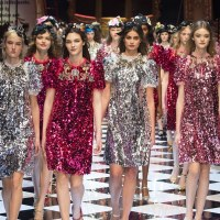 Dolce and Gabbana's Fantastical FW 2016 Collection