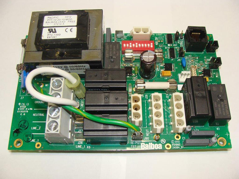 RS101 DM Circuit Board - Dream Maker Spas