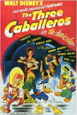 "Year of Disney #7: ""The Three Caballeros"" (1944)"