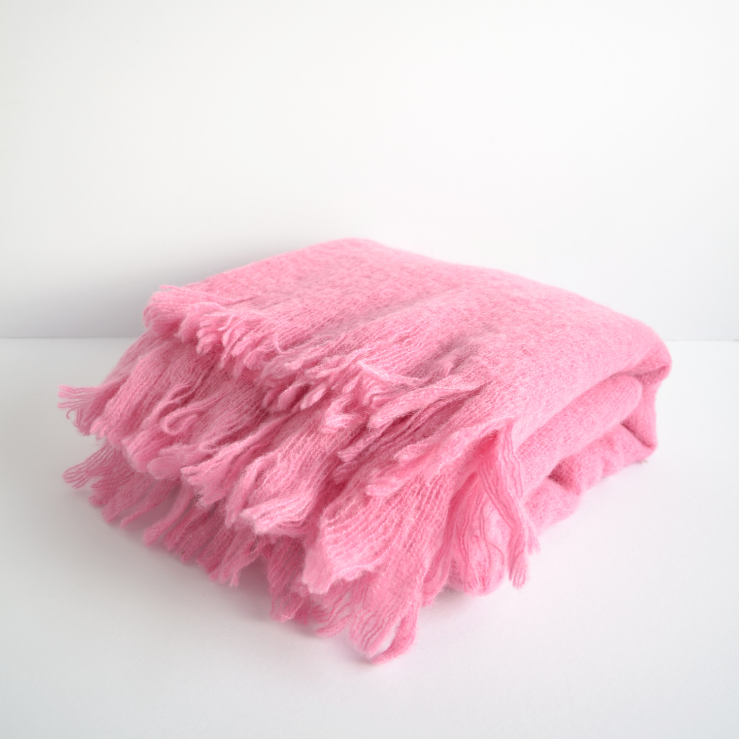 Pink Throw Linum Pink Throw Dreams And Wishes